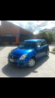 2010 Suzuki Swift Canberra City North Canberra Preview
