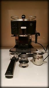 Coffee Machine - Delonghi Icona ECO310.BK Turrella Rockdale Area Preview