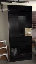 IKEA wardrobe with drawers, basket and shelving Parkdale Kingston Area Preview