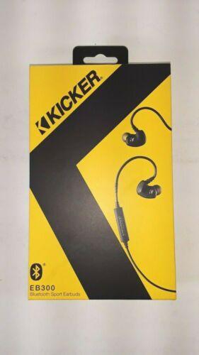 KICKER EB300 BLUETOOTH SPORT EARBUDS 43EB300BTB
