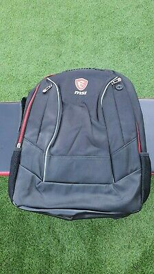 MSI Gaming Laptop Bag - Carry Handle / Headphone Port - Never Used