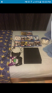 Ps4 1TB 3 remotes 10 games and a headset Liverpool Liverpool Area Preview