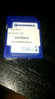 Navionics  Chart Card for 32XG V.01.19 AUSTRALIA