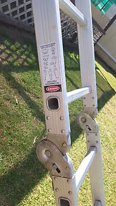 Syneco 120 kg alloy ladder Hackham Morphett Vale Area Preview