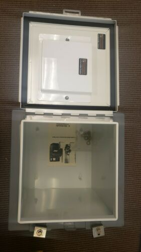 ELECTROMATE ENCLOSURE  (2 available)