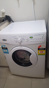 Whirlpool washing machine 7.5kg front load Bondi Beach Eastern Suburbs Preview