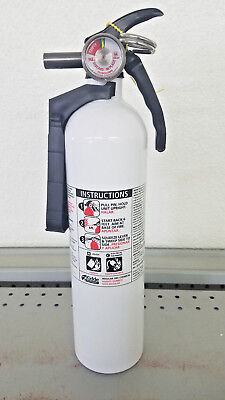 2.5lb Fire Extinguisher Bc Dry Chemical - Kidde - Disposable - 10-bc