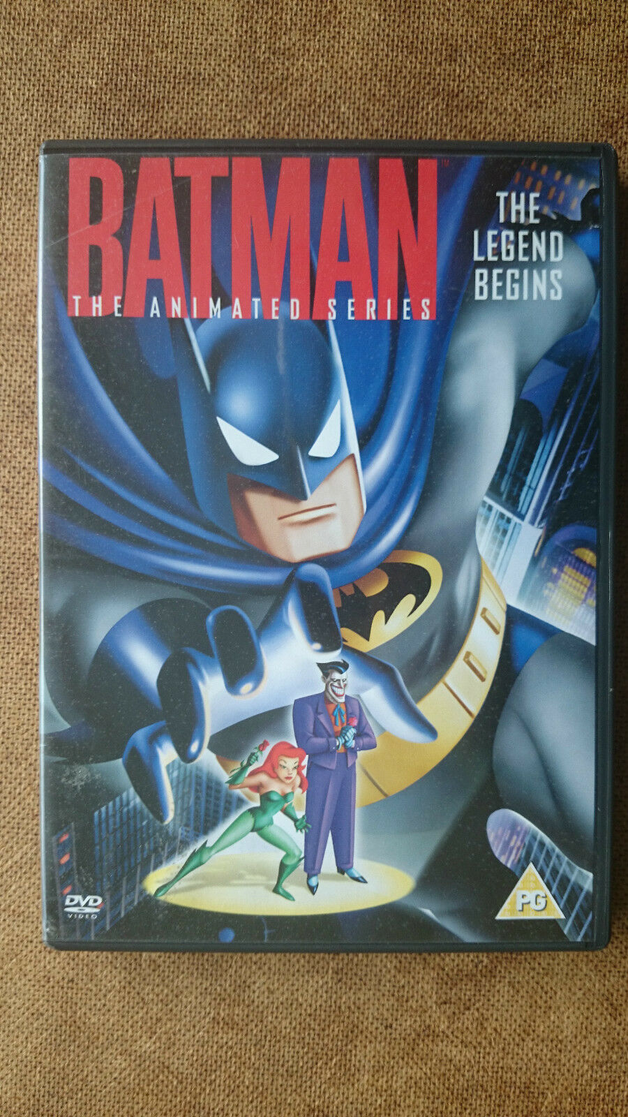 Batman - The Animated Series - The Legend Begins (DVD, 2004)