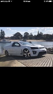 2009 Holden HSV R8 Maloo Ute - Manual - Custom 7.0L - Worked