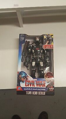 Marvel War Machine captain America civil war collection nib