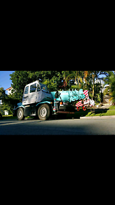 7 ton Kobelco slew crane Southport Gold Coast City Preview