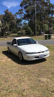 "Holden Vr ute series 111 , 12 Months Reg RWC Dual / Fuel""3 seater"
