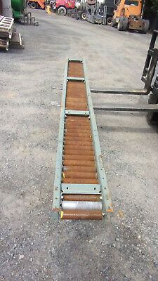 Hytrol Gravity Conveyor 10 L X 12 W Roller Size 8-12 L X 1 34 D