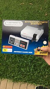Mini Nintendo Classic 30 preloaded plus 60 games of your choice Kellyville Ridge Blacktown Area Preview