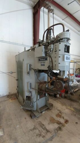 "FEDERAL MODEL FC2RS-36 SEAM WELDER 125 KVA 36"" THROAT / NEEDS CONTROL / AS IS"