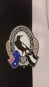 Collingwood football club top jumper and pants Australia Preview