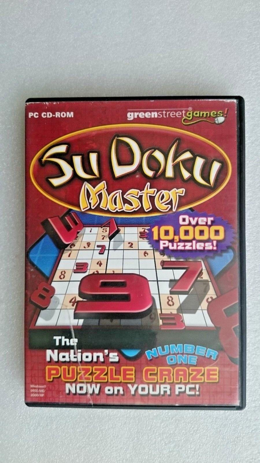 Sudoku Master (PC: Windows, 2005)