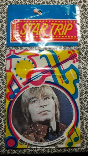 *SEALED* 1975, MIP, John Denver iron-on-patch