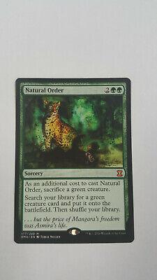 Magic the Gathering: Natural Order, Eternal Masters, 177