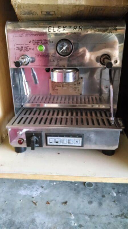 Elektra Deliziosa Single Group Espresso Machine