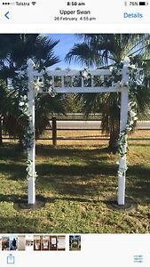 Arch wedding hire from $230 Upper Swan Swan Area Preview