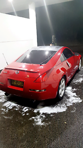 2003 350z track Tumbi Umbi Wyong Area Preview