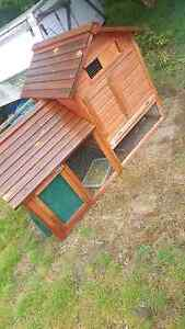 Large double story rabbit cage. Gisborne Macedon Ranges Preview