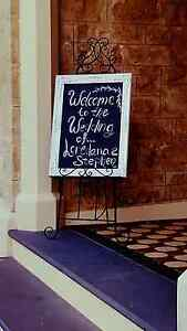 Wedding easel and sign for hire! # SPECIAL #
