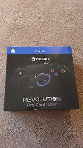 PS4 Nacon Revolution Pro Controller Point Cook Wyndham Area Preview