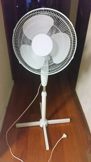 FAN ,IN VERY GOOD CONTITION, ADJUSTABLE
