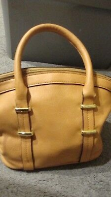 - Luxury New Small Bucket Messenger Handbag Purse Gold Tone Hardware 9