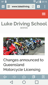 Luke Driving School Indooroopilly Brisbane South West Preview
