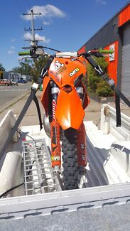 Ktm 250sx 2006 2-stroke Kilcoy Somerset Area Preview