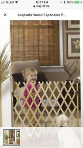 Wanted: baby gate