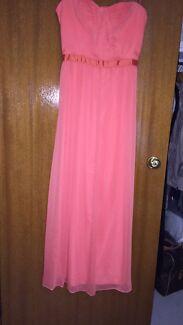 Size 12 Portmans Strapless formal gown Dubbo 2830 Dubbo Area Preview