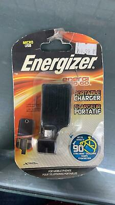 Energizer Energi Go Cell Phone Charger - Energizer Energi To Go Micro USB Portable Charger For Cell Phone
