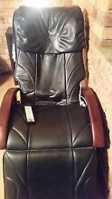 Leather Massage Chair - motor needs repair Wetherill Park Fairfield Area Preview