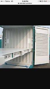 20 foot side door container Narellan Camden Area Preview