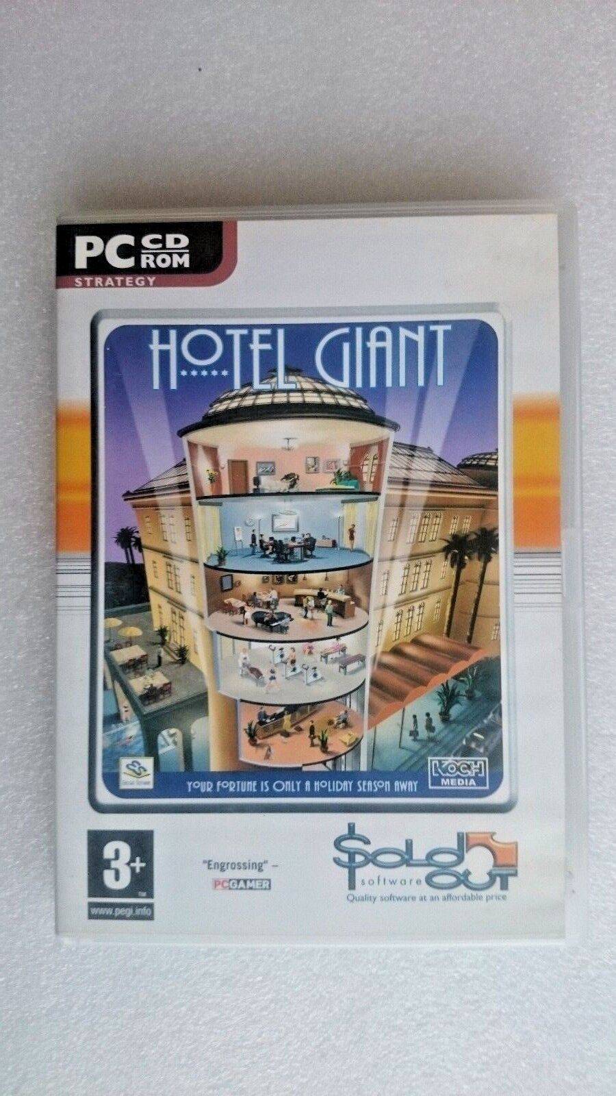 Hotel Giant (PC: Windows, 2002)