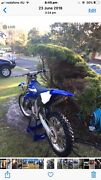 2014 yz250 Figtree Wollongong Area Preview