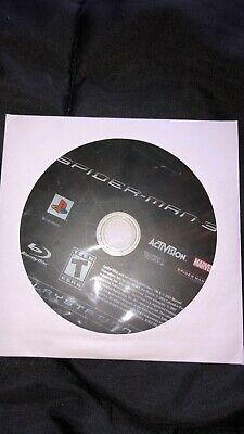 PS3 Spiderman 3