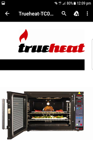 Commercial Oven TrueHeat TCO 85
