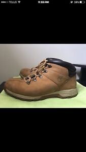 Reduced price on Men's Timberlands 10 1/2