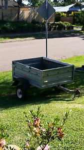 Little tipper trailer Newcastle Newcastle Area Preview