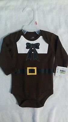 Baby Thanksgiving pilgrim holiday outfit (Pilgrim Outfit)