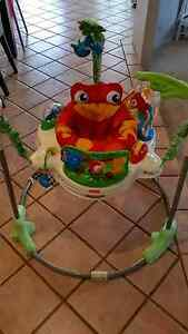 Fisher Price Rainforest Jumperoo Atwell Cockburn Area Preview