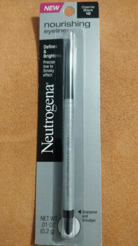 Neutrogena Nourishing Eyeliner Pencil, Cosmic Black 10, .01
