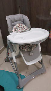Steelcraft dolce highchair East Victoria Park Victoria Park Area Preview