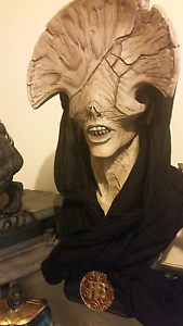 Hellboy 2 Angel of Death Life size bust by Sideshow Statue Adelaide CBD Adelaide City Preview