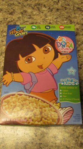 General Mills Dora the Explorer Cereal Unopened